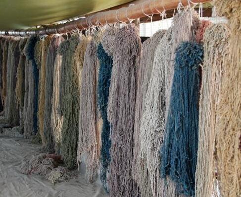 Sara Guerrero - Producción de alfombras a medida