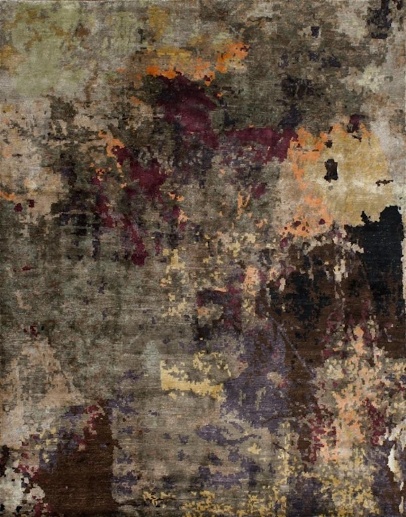 CANVAS RUG 02 - Sara Guerrero - alfombras a medida - alfombras de bambú