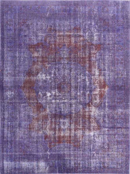 Sara Guerrero - ALFOMBRAS VINTAGE - VINTAGE RUGS - OVERDYED RUGS