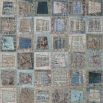 Mosaic Blue web
