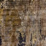 Sara Guerrero - Canvas rug - Bamboo silk rug