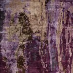 Sara Guerrero - custom rugs - canvas rugs - bambu silk rugs