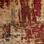 Sara Guerrero - custom rugs - canvas rugs - bamboo silk rugs