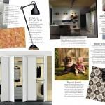 Sara Guerrero - custom rugs - en revista AD España Septiembre 2014