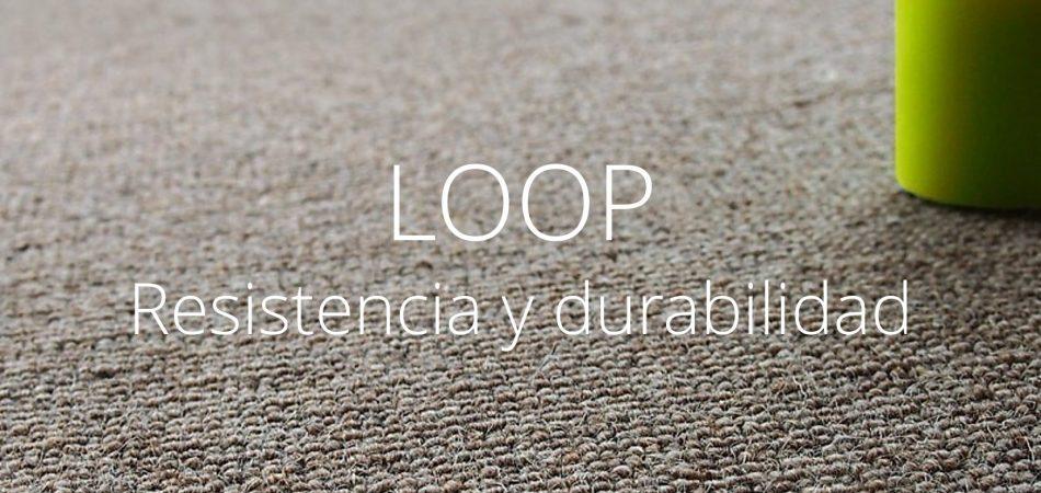 Alfombra a medida de lana y poliéster - resistencia y durabilidad